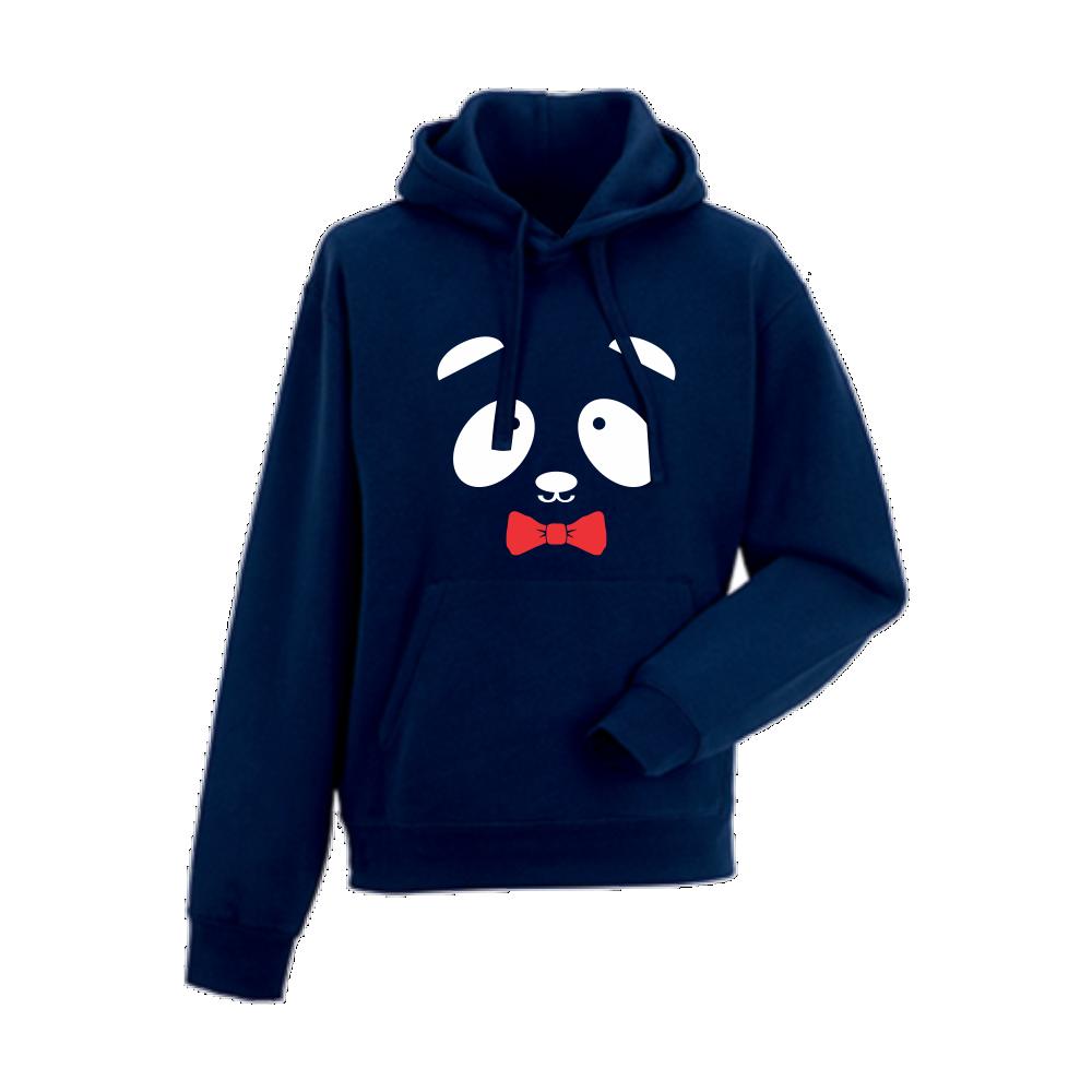 Мъжки тъмно-син суитчър Sweet Panda