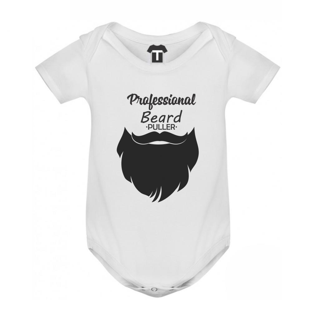 Бебешко боди Beard Puller
