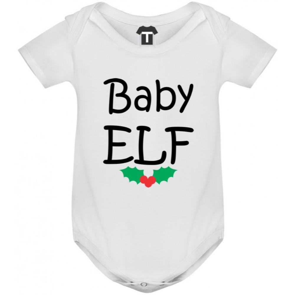 Бебешко боди в различни цветове Baby Elf