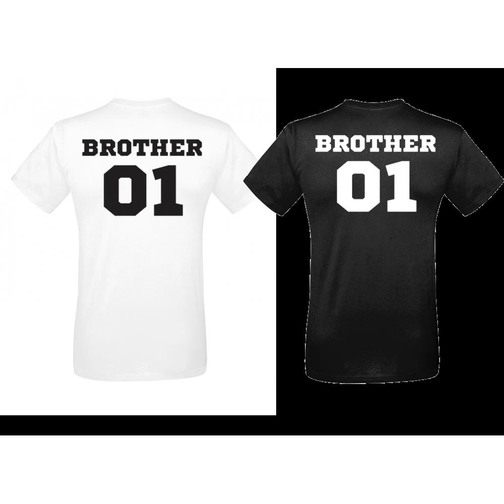 Комплект тениски BROTHER & BROTHER 01