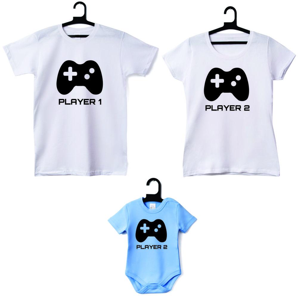 Комплект Мама, татко и бебе Players