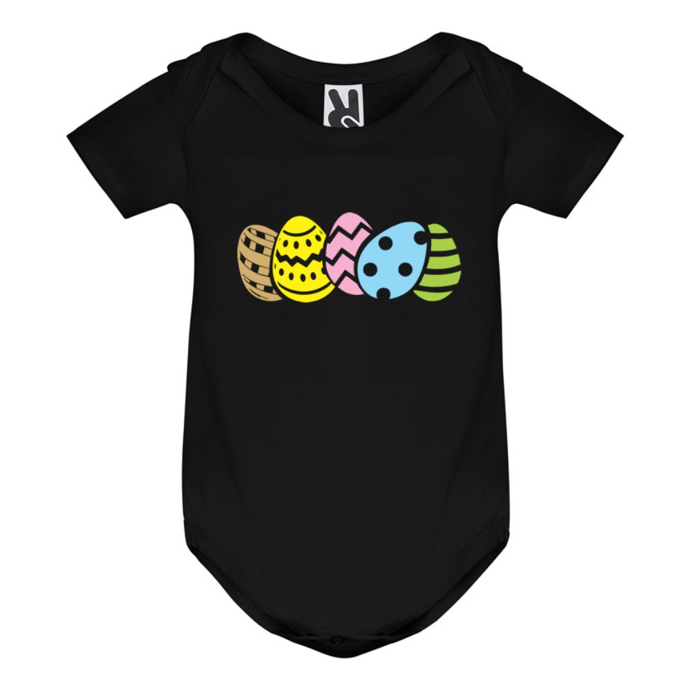Бебешко боди в различни цветове Baby Eggs