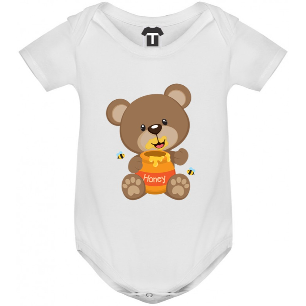 Бебешко боди Bear Honey
