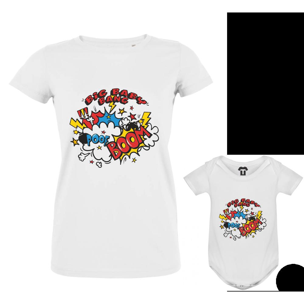 Комплект за майка и бебе Big Bam Boom