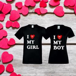 Тениски за двойки - перфектният подарък за Свети Валентин